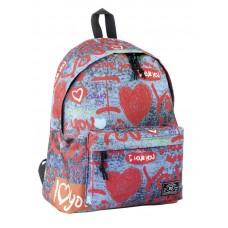 Рюкзак подростковый ST-15 Crazy 21 553980