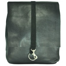 Кожаный рюкзак rf-68 черный