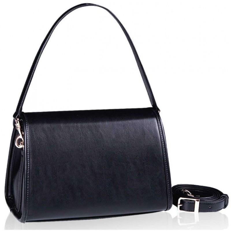 8bd9818b1833 Женская сумка Alba Soboni А 14002 черная — купить недорого в ...