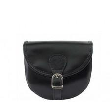 Кожаная женская сумочка BC303-black