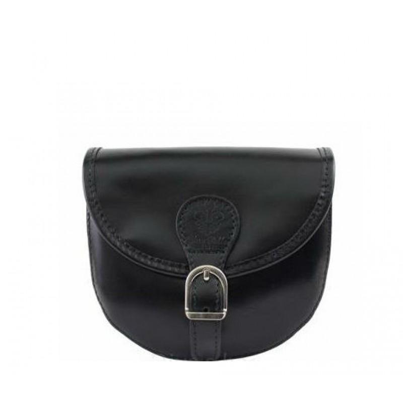 Шкіряна жіноча сумочка BC303-black чорна — купити в інтернет ... 3d0cc6241e964