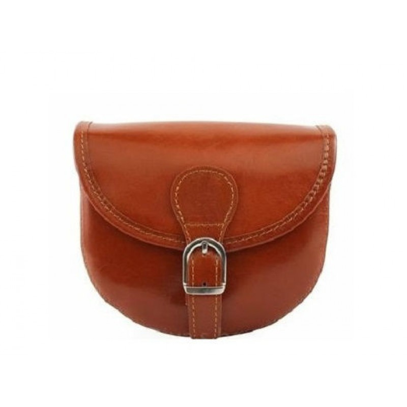 bba38e124bec Кожаная женская сумочка Bottega Carele BC303-ginger рыжая ...