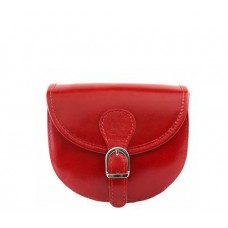 Кожаная женская сумочка BC303-red