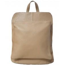 Кожаный рюкзак Bottega Carele BC704-taup тауп