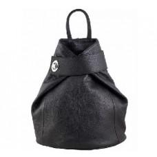 Кожаный рюкзак Bottega Carele BC709-pink розовый