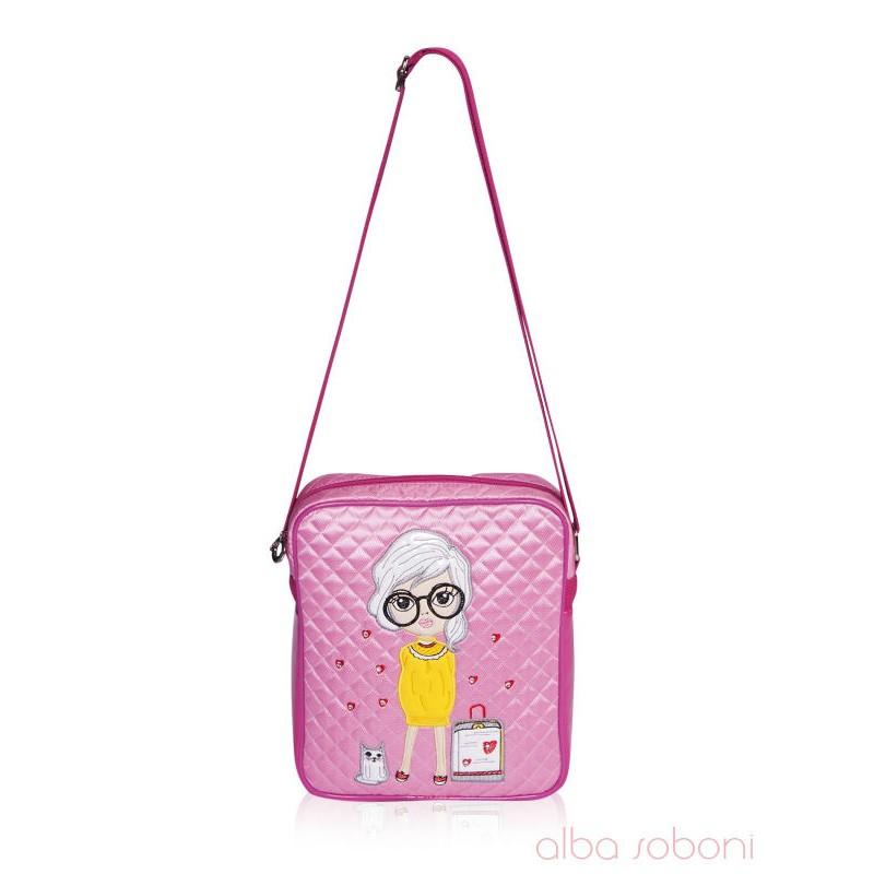 d24c1b2addb0 Детская сумочка Alba Soboni 0314 розовая купить недорого в интернет ...
