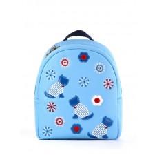 Детский рюкзак Alba Soboni 1835 голубой
