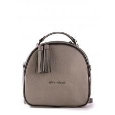 Сумка-рюкзак Alba Soboni 172953 серый