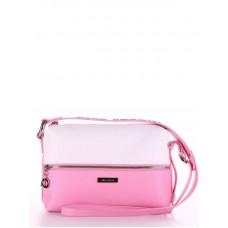 Сумка через плечо Alba Soboni 180073 розовый-белый
