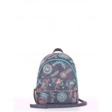 Мини-рюкзак Alba Soboni 180211 серый