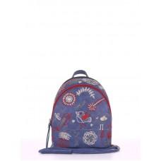 Мини-рюкзак Alba Soboni 180212 синий
