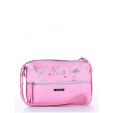 Сумка Alba Soboni через плечо 180223 розовая
