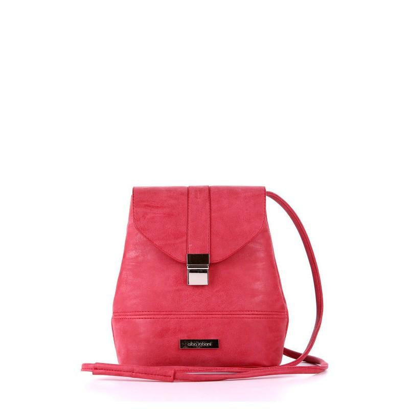 6627a5850b08 Мини-рюкзак Alba Soboni 172743 красный купить недорого в интернет ...