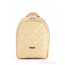 Детский рюкзак Alba Soboni 0614 золото