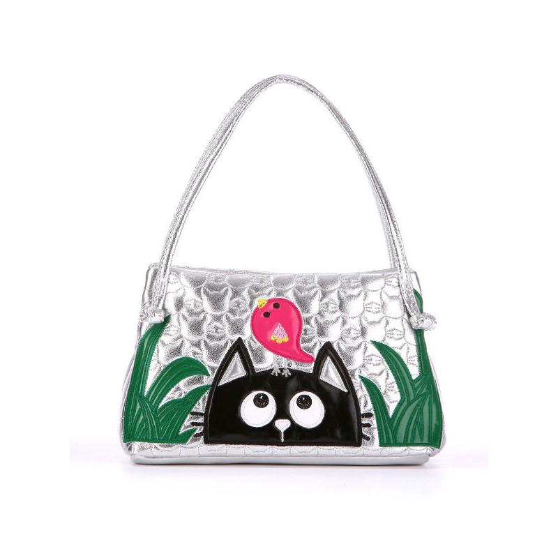 0738c5880601 Детская сумочка Alba Soboni 1812 серебро купить недорого в интернет ...