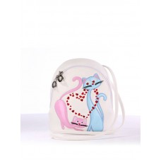 Детский рюкзак Alba Soboni 1844 белый