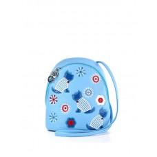Детский рюкзак Alba Soboni 1845 голубой