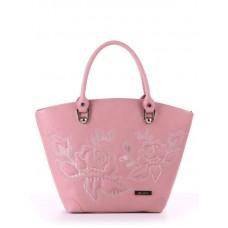 Сумка Alba Soboni 180104 пудрово-розовая