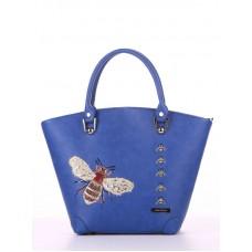Сумка Alba Soboni 180165 синяя