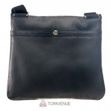 Мужская сумка AMO ACCESSORI AMO9096black черная