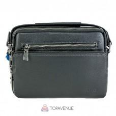 Мужская сумка AMO ACCESSORI AMO5270-8black черная