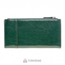 Женский кошелёк AMO ACCESSORI AMO8088green зеленый