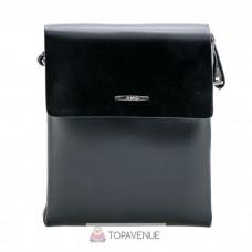 Мужская сумка AMO ACCESSORI AMO7122-4black черная
