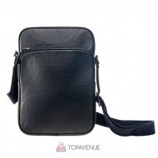 Мужская сумка AMO ACCESSORI AMO8283-7black черная