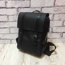 Кожаный рюкзак ANKO БРУКЛИН черный