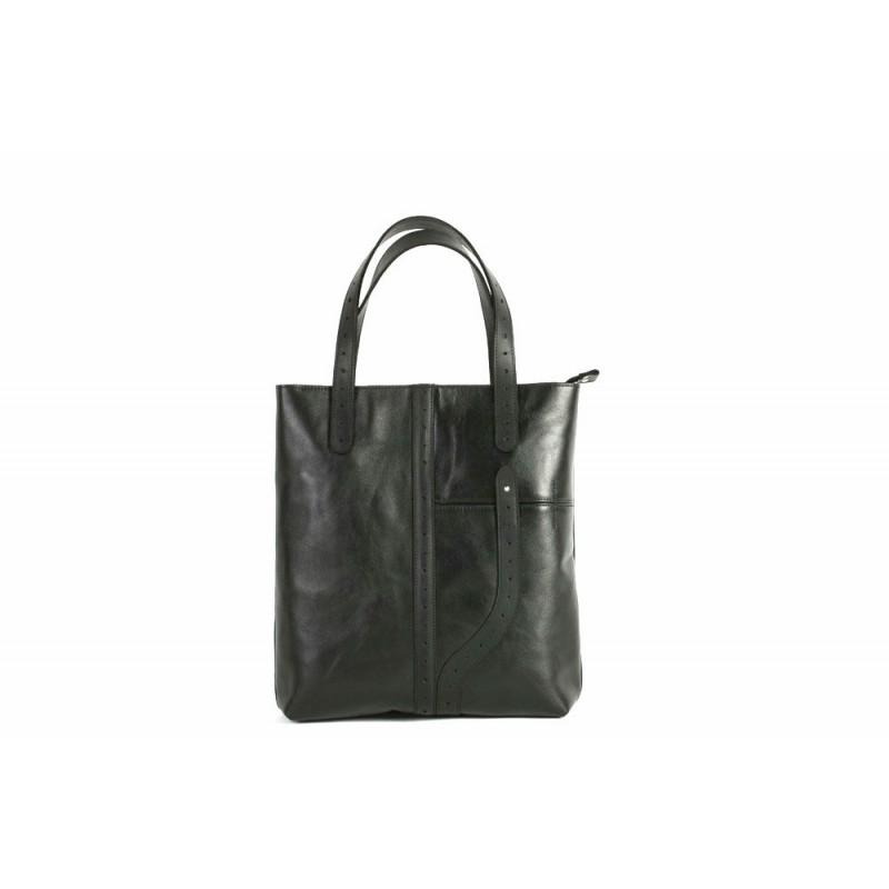 4db9a2c2cd89 Сумка шоппер B311 черная A´vitoo (Украина) купить в Киеве недорого