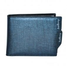 Мужской кошелек Baellerry Dual Calvin синий