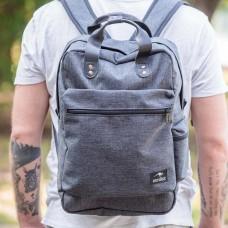 Городской рюкзак Bag Magic Diplomat II серый