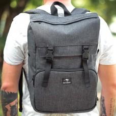 Городской рюкзак Bag Magic Diplomat серый