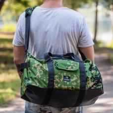 Спортивная (городская) сумка Bag Magic Dora камуфляжная