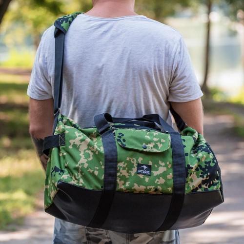 Спортивна (міська) сумка Bag Magic Dora камуфляжна