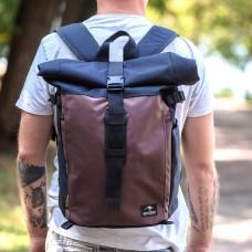 Городской рюкзак Bag Magic Maracana Brown коричневый