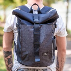 Городской рюкзак Bag Magic Maracana Grey серый