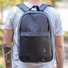 Городской рюкзак Bag Magic Wallaby серый