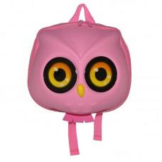 Рюкзак дошкільний SUPERCUTE у вигляді сови рожевий