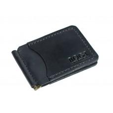 Зажим для денег BOGZ «Jan» P34M5S6 черный