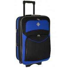 Чемодан Bonro Style маленький черно-синий (102470)