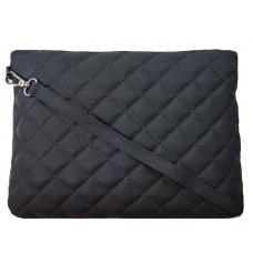 Кожаный клатч Bottega Carele BC513-dark-gray темно-серый