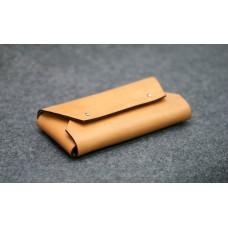 Клатч-конверт beige clutch