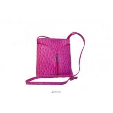 Женская кожаная сумка KYRA (Р2281) фуксия