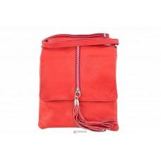 Женская кожаная сумка SAMIRA (TR931) красная