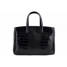 Женская кожаная сумка Natalia (M8864) черная