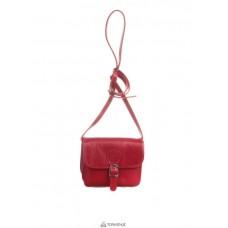 Женская кожаная сумка Alma (TR956) красная