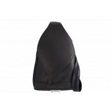 Женская кожаная сумка BLOSSOM (S6924) черная