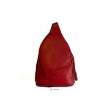Женская кожаная сумка BLOSSOM (S6924) коньячная