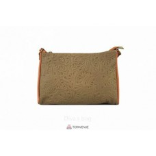 Женская кожаная сумка Trasea (TR 969) тауп